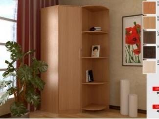 Угловой шкаф Трой - Мебельная фабрика «Мебельный Край»