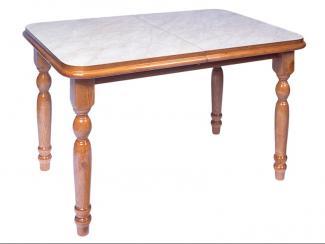 Стол обеденный Серый мрамор - Мебельная фабрика «Нормис»