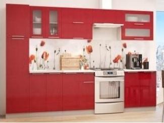 Яркая кухня Премьера  - Мебельная фабрика «Горизонт»