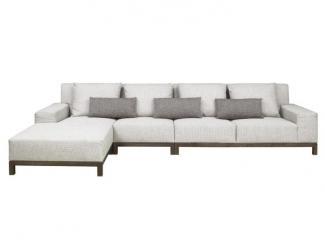 Тканевый угловой диван 3075