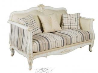 Диван прямой Прованс - Импортёр мебели «MK Furniture»
