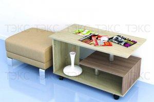 Журнальный стол Консул 5 - Мебельная фабрика «ТЭКС» г. Пенза