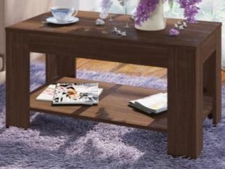 Стол журнальный Мишель 2072 - Мебельная фабрика «Ник (Нижегородмебель)»