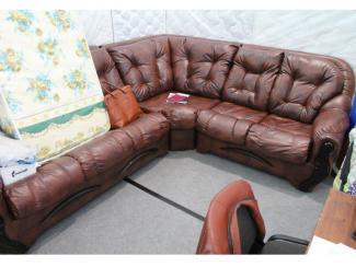 Мебельная выставка Сочи: диван угловой