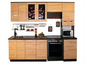 кухня прямая Сакура 4