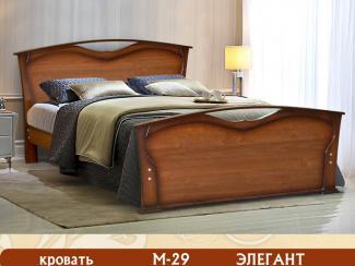кровать «Элегант М-29»  - Мебельная фабрика «Селена»