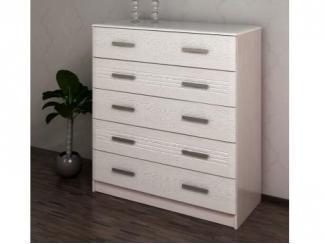 Светлый комод Селена  - Мебельная фабрика «Бурэ»