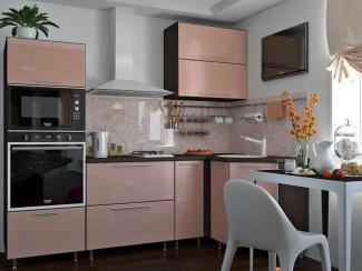 Кухонный гарнитур угловой Каприз - Изготовление мебели на заказ «Оптимум»