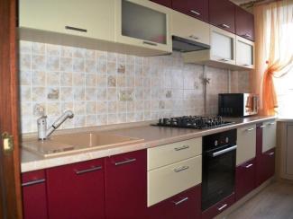 Кухонный гарнитур прямой Нора - Мебельная фабрика «Анкор»