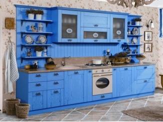 Кухня прямая Мэри - Мебельная фабрика «Трио»