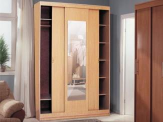 Шкаф-купе 3-х створчатый с зеркалом - Мебельная фабрика «РиАл»