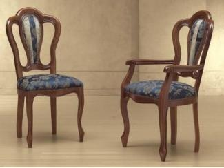 Синий стул Fibet - Импортёр мебели «Spazio Casa»