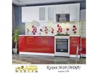 Кухня МДФ 10 - Мебельная фабрика «Лев Мебель»