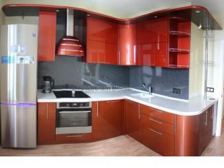 Кухня «Эсмеральда» мдф эмаль  - Мебельная фабрика «Фаворит»