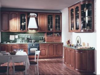 Кухонный гарнитур угловой VALERIA