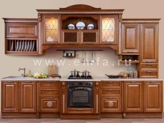 Кухонный гарнитур прямой LORENZO - Мебельная фабрика «Энгельсская (Эмфа)»