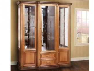 Шкаф-витрина «Нижегородец-88» - Мебельная фабрика «Нижегородец»