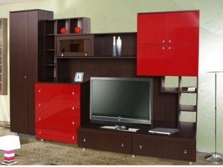 Мебель для гостиной Пандо  - Мебельная фабрика «Интерьер»