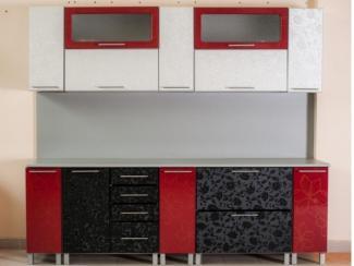 Кухонный гарнитур прямой Модерн - Мебельная фабрика «Мельбур»