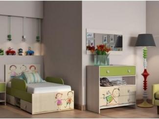 Детская Дружба - Мебельная фабрика «Династия»