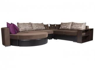 Угловой модульный диван Атланта 2 - Мебельная фабрика «Рапсодия»