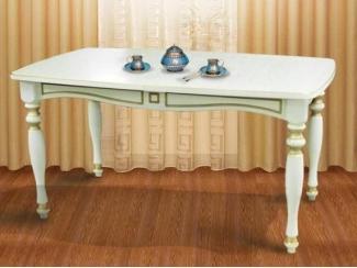Изящный обеденный стол 218 - Мебельная фабрика «Виктория», г. Ульяновск