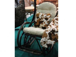 Мебельная выставка Москва: кресло-качалка - Импортёр мебели «ЭкоДизайн (Китай, Индонезия)»