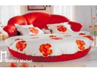 Хорошая кровать Letto Rotondo 06 - Мебельная фабрика «Галерея Мебели GM»