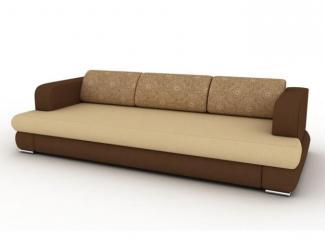 Диван прямой Кит 2 - Мебельная фабрика «Лео»