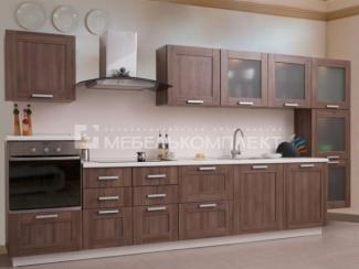 Кухня прямая Лаконичная - Мебельная фабрика «Мебелькомплект»