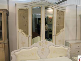 Мебельная выставка Краснодар: Шкаф - Мебельная фабрика «КМК»