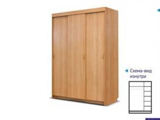 Шкаф купе (1.5 h) - Мебельная фабрика «Премьер мебель»