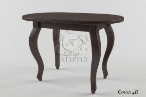 Деревянный стол 4В - Мебельная фабрика «Каприз»