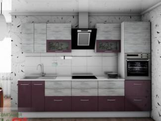 Кухня РИФ 1,8 Мираж фиолет - Импортёр мебели «Мебель Глобал (Малайзия, Китай, Тайвань)»