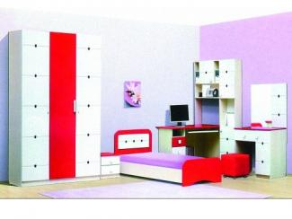 Детская Мальвина - Мебельная фабрика «Альбина»