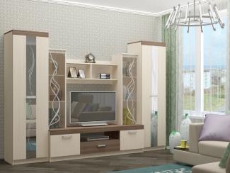 Гостиная стенка Гамма 2 - Мебельная фабрика «Регион 058»