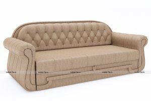 Раскладной диван МВС Отаман Тройка дельфин  - Мебельная фабрика «Фабрика МВС»