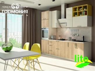 Кухня ЛДСП глянец - Мебельная фабрика «Гармония мебель», г. Великие Луки