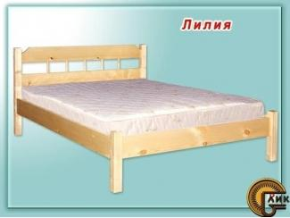 Кровать Лилия - Мебельная фабрика «Лик»