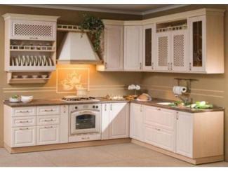 Кухня угловая Кантри 5 - Мебельная фабрика «ДСП-России»