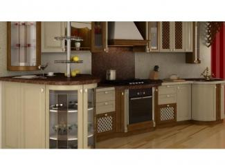 Кухонный гарнитур угловой 06