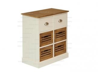 Комод Прованс  с 6-ю ящиками - Салон мебели «Тэтчер»