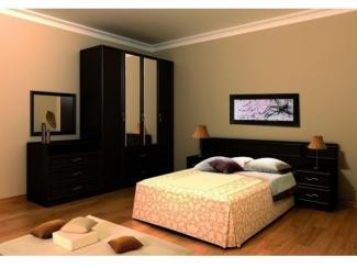 Спальня АРИЯ 11 - Мебельная фабрика «Азбука мебели»