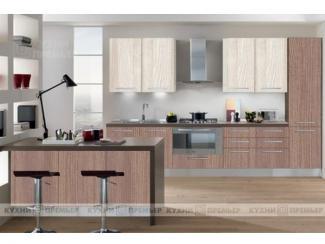 Кухня Оливия древесная - Мебельная фабрика «Кухни Премьер»