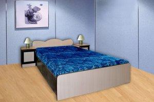 Кровать двуспальная  - Мебельная фабрика «Колибри»