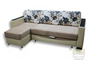 Диван угловой Новый - Мебельная фабрика «Престиж мебель»