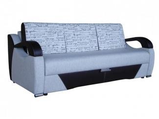 Прямой диван Вика 3 с оригинальными подлокотниками - Мебельная фабрика «Мира мебель», г. Нижний Новгород