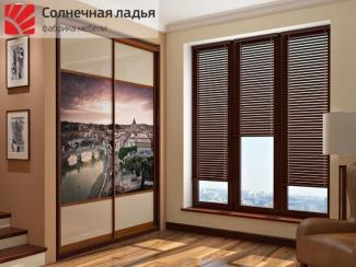Шкаф - купе для гостиной 9 - Мебельная фабрика «Солнечная ладья»