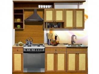 Кухонный гарнитур Бежевый-Oльха - Мебельная фабрика «Московский мебельный альянс»