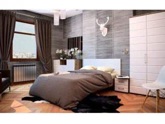 Спальня СМАРТ Барселона  - Мебельная фабрика «Идея комфорта», г. Набережные Челны